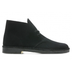 Desert Boot Black Suede...